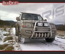 MITSUBISHI PAJERO 00-06, BULL BAR, NUDGE BAR, A BAR + GRATIS!!! STAINLESS STEEL