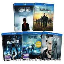 Falling Skies Complete TV Series Seasons 1 2 3 4 5 Boxed / BluRay Sets NEW!