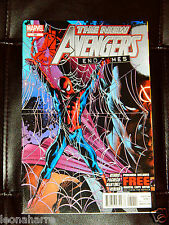 The New Avengers End Times #32 Free Shipping! Spider-Man