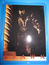 SPAWN THE MOVIE RARE PROMO CARD MINT NO NUMBER INKWORKS PREMIUM 1997 MC FARLANE