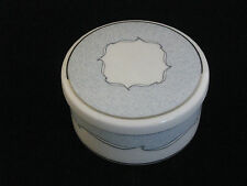 "Wedgwood ""Venice"" Porcelain Trinket Box Made in England"
