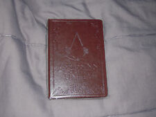 Assassin's Creed Unity - Notebook/Journal