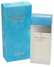 Light Blue Perfume by Dolce & Gabbana 1.6 oz EDT Spray for women NEW in BOX