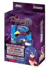 English Weiss Schwarz Disgaea 2016 Trial Deck SEALED In Hand!!