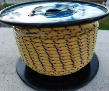 100 Ft. 14 Gauge Roll Yellow Red and Black 1936 1937 1938 1939 Chevrolet