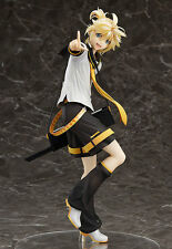 VOCALOID 2 Hatsune Miku Kagamine Ren PVC Action Figure Figures Doll Toy Gift New