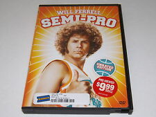 Semi-Pro (DVD, 2008, Unrated Edition) Widescreen, Dolby Digital EX