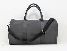 DAVIDOFF PARFUMS DARK GREY SPORT / WEEKEND / HOLDALL / TRAVEL BAG *NEW