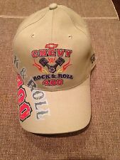 Chevy Rock & Roll 400 Adjustable Hat