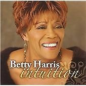 Betty Harris Intuition CD ***NEW***