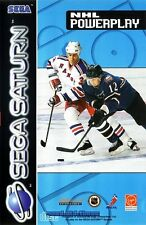 ## SEGA SATURN - NHL Powerplay - TOP ##