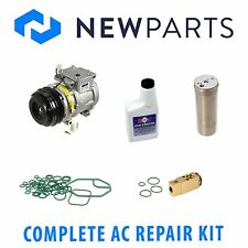 Toyota Tacoma 95-04 2.4L 2.7L Full A/C Repair Kit with New Compressor & Clutch