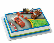 Cars Movie Pixar cake decoration Decoset cake topper set keepsake party toys