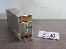 TEKTRONIX DM501A PLUG-IN DIGITAL MULTIMETER MULTIMETRE *E240