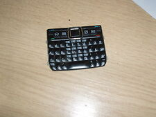 Genuine Original Nokia E71 Keypad Keyboard Buttons Black