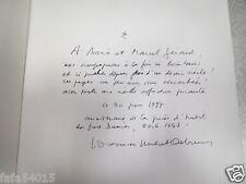 L OEUVRE DU SIXIEME JOUR OEUVRE D HOMME DAMIEN MICHEL DEBUISSON TOME T 2 envoi *