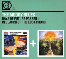 Moody Blues - Days Of Future Passed/In Search Of The Lost Chord [CD New]