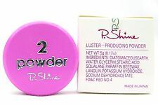 P-Shine Powder - Made in Japan