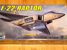 Revell Monogram 1:72 F-22 Raptor Aircraft Model Kit