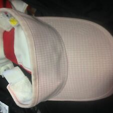 pink sun visor fila one size at £4 bnwl