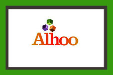 ALHOO .COM For Sale! PREMIUM DOMAIN NAME ! Aged 2005! Brandable ! 3 4 5 letter