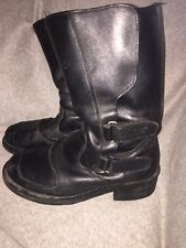 Guide Hear Boots 9.5 Motorcycle Boot