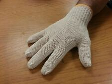 12 PACK STRING KNIT GLOVES SIZE LARGE COTTON STRINGS S-16-L