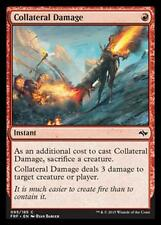 MTG 2x COLLATERAL DAMAGE - DANNO COLLATERALE - FRF - MAGIC