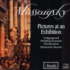Mussorgsky: Pictures at an Exhibition (CD, Oct-2000, Amadis)