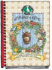 Gooseberry Patch HOLIDAYS AT HOME for a Homespun Harvest & Cozy Christmas, hb