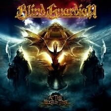 "BLIND GUARDIAN ""AT THE EDGE OF TIME"" CD NEU"