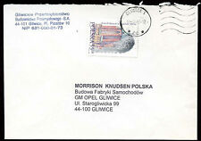 Poland 1997 Cover To Germany #C21211