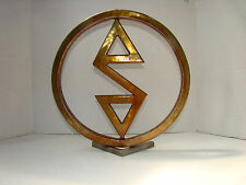Original Metal Sculpture, New Mexico Art