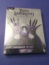 Pan's Labyrinth Blu-ray Combo *Limited Steelbook Edition* NEW