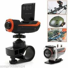 Full HD Pro Sport Camera Impermeabile Waterproof 30mt Action Camera 1080P HDMI