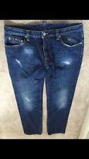 Dsquared 2 Jeans Men size 50 ultra rare authentic MOD. 74 LA242 superb denim