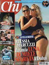 Chi 2016 49#Alessia Marcuzzi,Vincent Cassel,Cristiano Ronaldo,Melania Trump,kkk