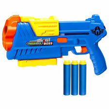Air Warriors Air Max Boss XL Dart Shooter  by Buzz Bee Toys Green