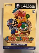PUZZLE COLLECTION incl. GBA Link Cable Boxset * Nintendo Gamecube JPN Import