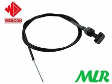 """GENUINE WEBER CHOKE CABLE 54"""" LAND ROVER SERIES 1 2A 3 LIGHT WEIGHT MLR.AUE"""