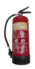 6 Lite FOAM (AFFF) Fire Extinguisher - BRITISH STANDARD KITEMARK