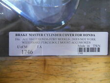 New Honda Kuryakyn Brake Master Cylinder Cover Honda Fury '09-Up PN#1746
