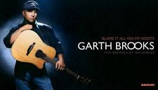 Garth Brooks Blame It All on My Roots Five Decades of Influences 8 Disc Set! NEW