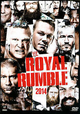 WWE: Royal Rumble 2014, New DVDs