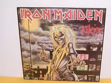 LP - IRON MAIDEN - KILLERS