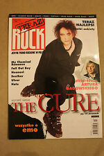 Teraz Rock 2/2008 The Cure, My Chemical Romance, Fall Out Boy, Seether