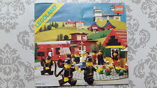 Lego - Town, City, Boats, Leaflet Showing Sets of the Time  - 1981