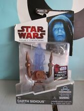 STAR WARS Legacy Collection BD10 Darth Sidious Hologram