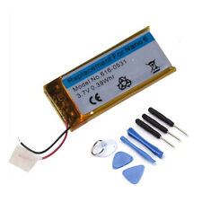 Brand New 3.7V Li-ion Battery Replacement 330mAh for iPod Nano 6 6th Gen + Tools