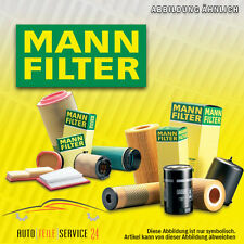 Mann-Filter Inspektionspaket Filtersatz VW Bora Golf IV Passat New Beetle